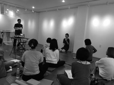 【特別講座:陰ヨガに活かす『健康と瞑想の脳科学』】レポート